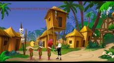 The Secret of the Monkey Island Screen 3