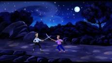 The Secret of the Monkey Island Screen 4