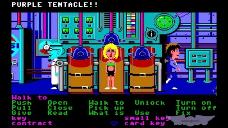 Maniac Mansion Screen 3