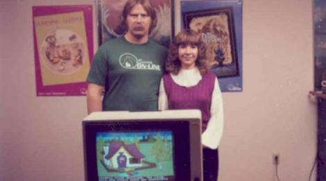 Ken and Roberta Williams Sierra