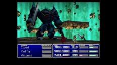Final Fantasy VII Screen 1