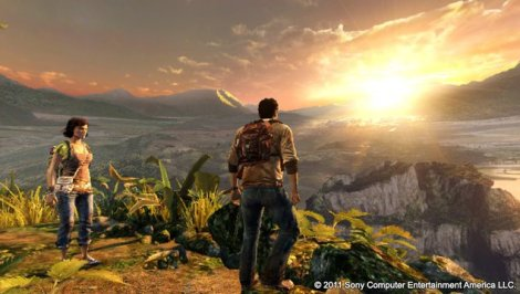 Uncharted - L'Abisso d'Oro Screen 4