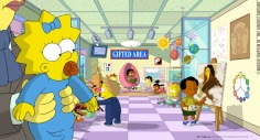 Maggie Simpson in The Longest Daycare Screen 1