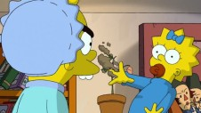 Maggie Simpson in The Longest Daycare Screen 2