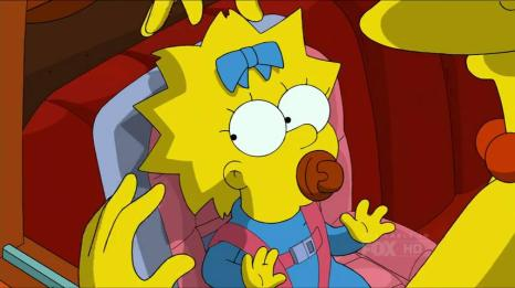 Maggie Simpson in The Longest Daycare Screen 5