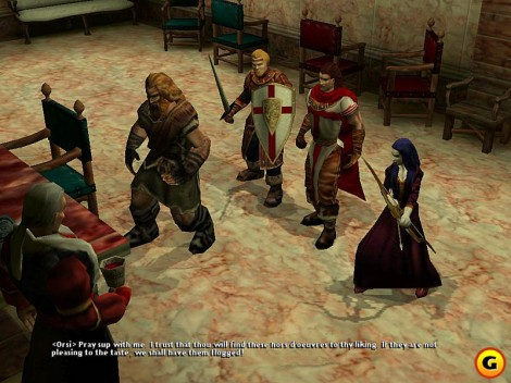 Vampire The Masquerade Redemption Screen 1