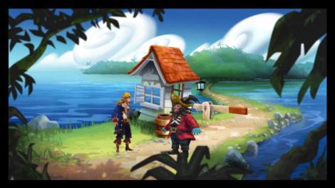 Monkey Island 2 Screen 2