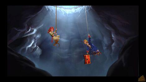 Monkey Island 2 Screen 3