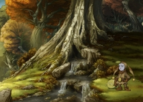The Whispered World Screen 2