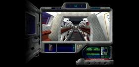 The Journeyman Project Pegasus Prime Screen 1