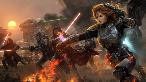 Star Wars; The Old Republic Screen 3