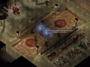 Baldur's Gate II Screen 1