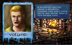 Heroine's Quest Screen 2