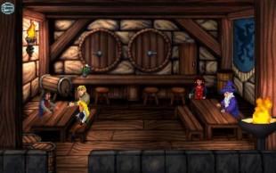 Heroine's Quest Screen 4