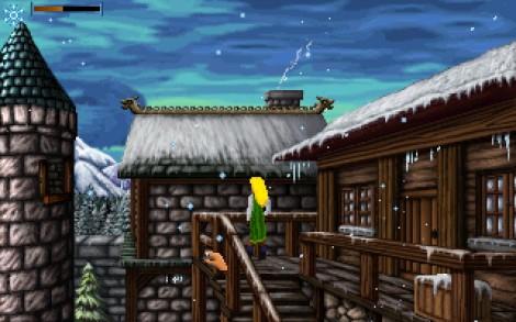 Heroine's Quest Screen 6