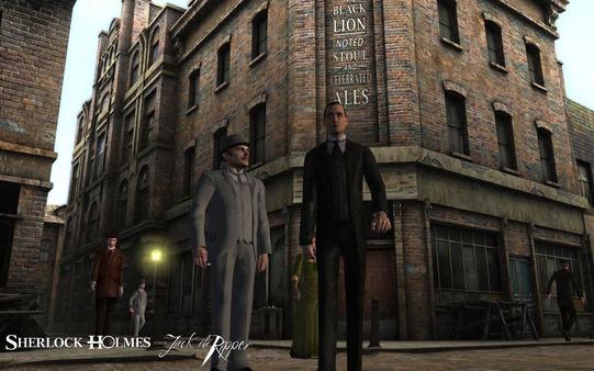 Soluzione: Sherlock Holmes contro Jack lo Squartatore | Puntaeclicca