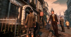 Sherlock Holmes Crimes and Punishments Screen 1