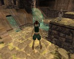 Tomb Raider - The Last Revelation Screen 2