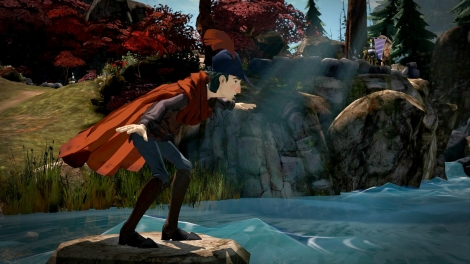 King's Quest Screen 2