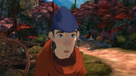 King's Quest Screen 4