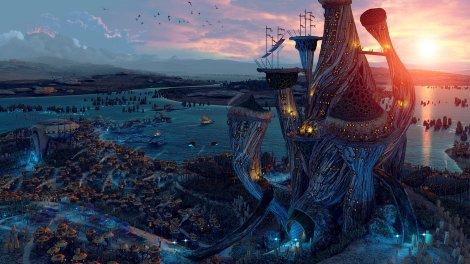 The Elder Scrolls III - Morrowind Wallpaper