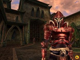 The Elder Scrolls III - Tribunal Screen 1