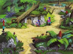 King's Quest V Screen 3