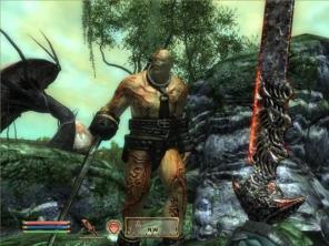 The Elder Scrolls IV - Shivering Isles Screen 3