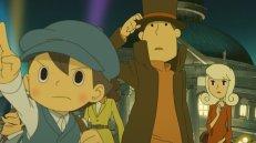 Il Professor Layton e la Maschera dei Miracoli Screen 1