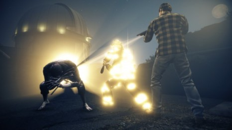 Alan Wake's American Nightmare Screen 5