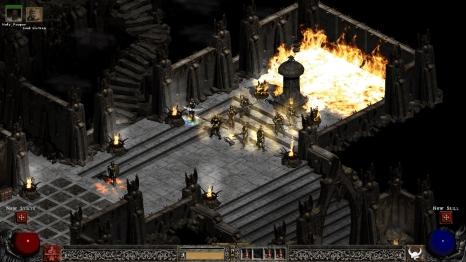 Diablo II Screen 1