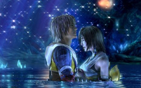Final Fantasy X Screen 1