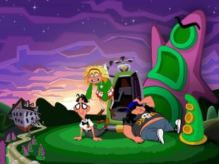 Video Game Wallpapers - Day of the Tentacle Remastered Wallpaper