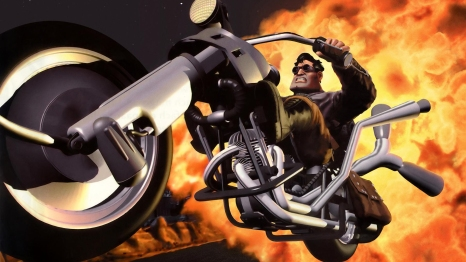 Video Game Wallpapers – Full Throttle