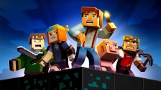 Video Game Wallpapers - Minecraft Story Mode