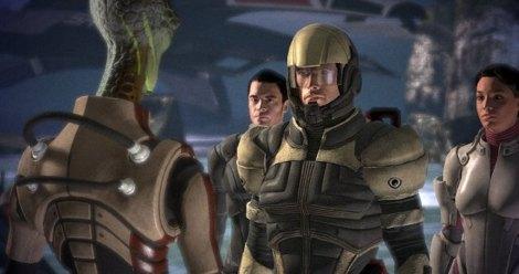 Mass Effect Screen 1