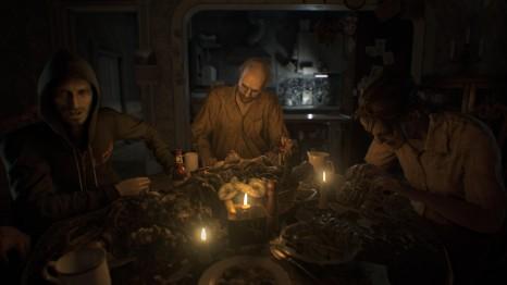 Resident Evil 7 Screen 1